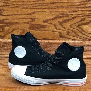 Converse CTAS Hi Black White Shoes